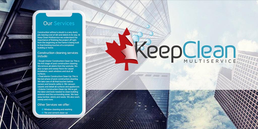 Portfolio Kclean.ca